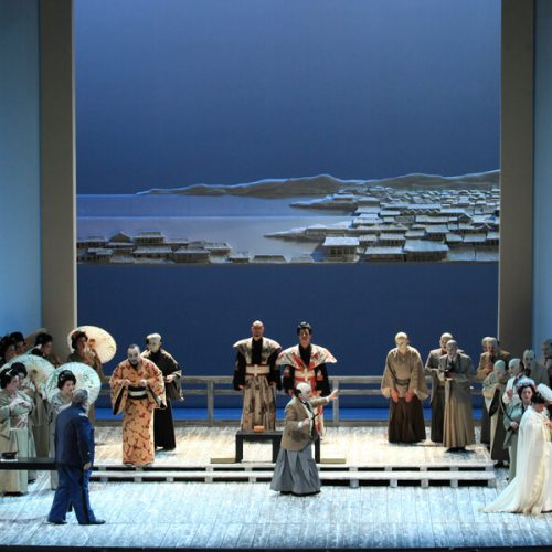 Madama Butterfly Athens Festival Odeon Herodes