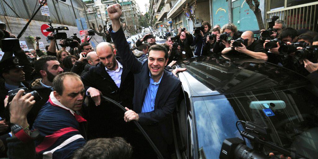 Greece Year Zero Tsipras
