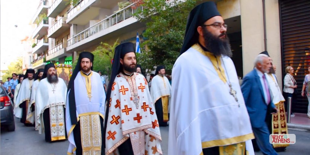 Greek Independence Day Annunciation