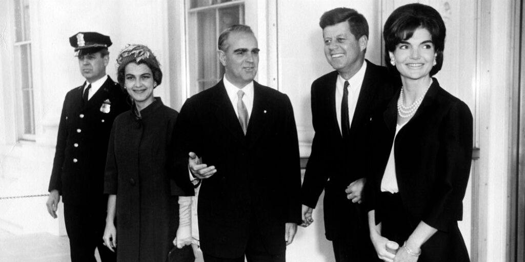 Greece Year Zero Karamanlis Kennedy