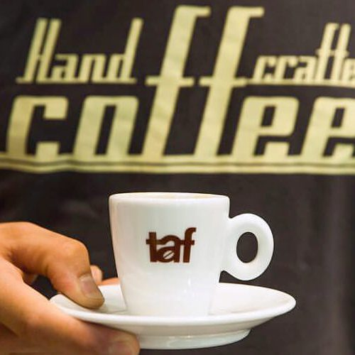 Taf Coffee Athens