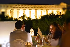 Experiencing Athens Kuzina Restaurant
