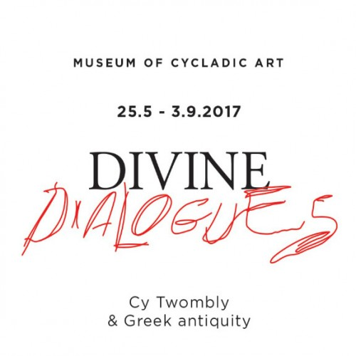 Divine Dialogues Cy Twombly Athens