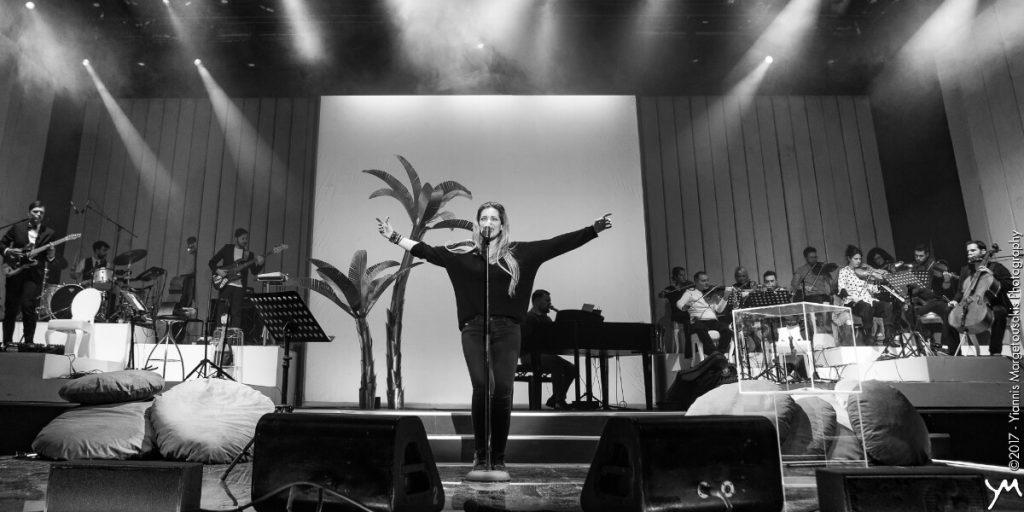 Greek Singers Athens Natassa Bofiliou
