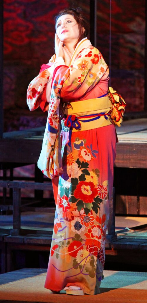 Athens and Epidaurus Festival Madama Butterfly