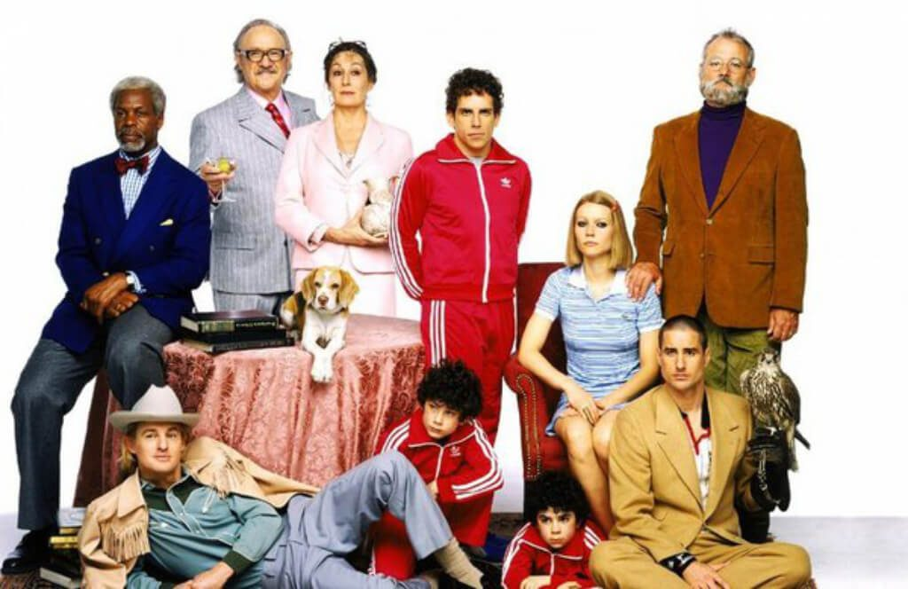 Athens Open Air Film Festival Royal Tenenbaums