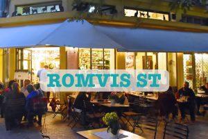 Romvis Street Athens