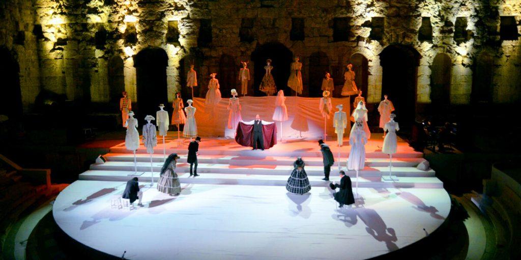 Athens and Epidaurus Festival Amyntas Odeon