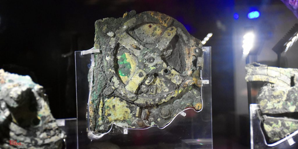 What to do in Athens in August Antikythera Mechanism