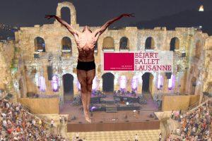 Bejart Ballet Odeon Herodes Athens
