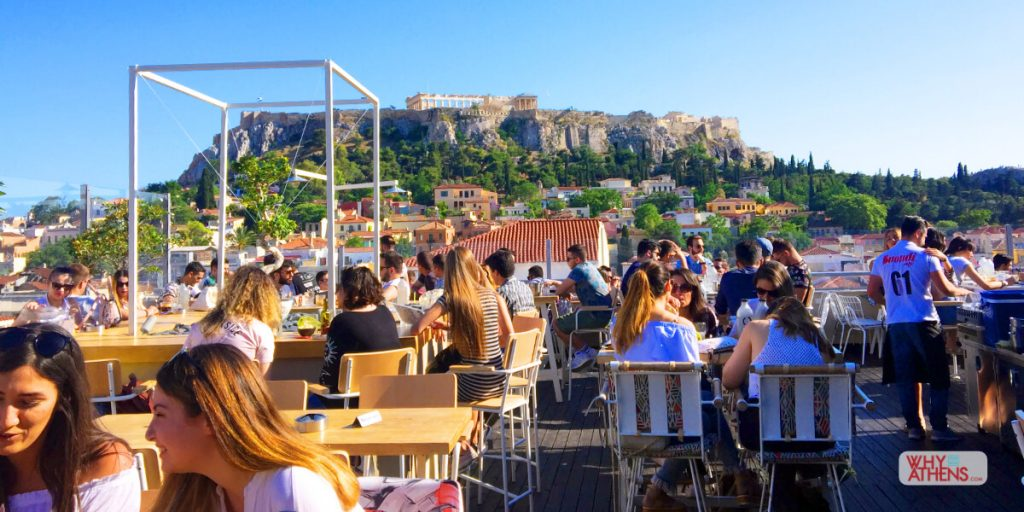 Athens Nightlife Bars Best