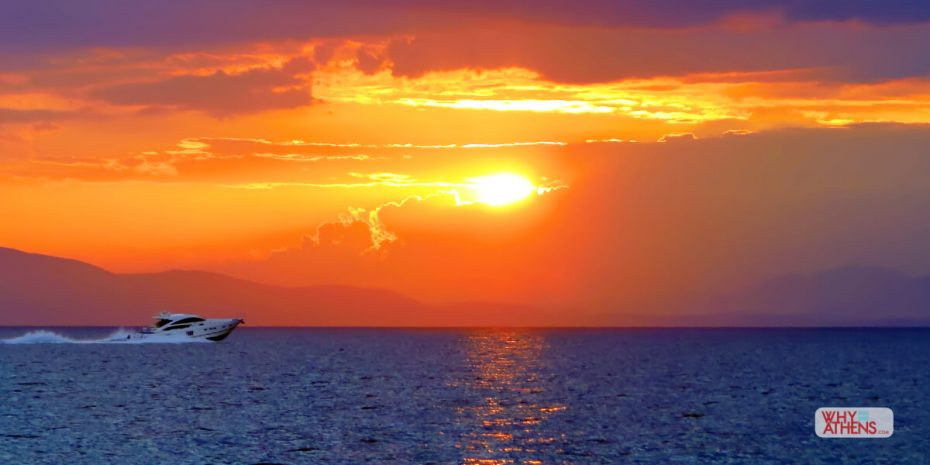 Sailing Athens Riviera Sunset Cruise
