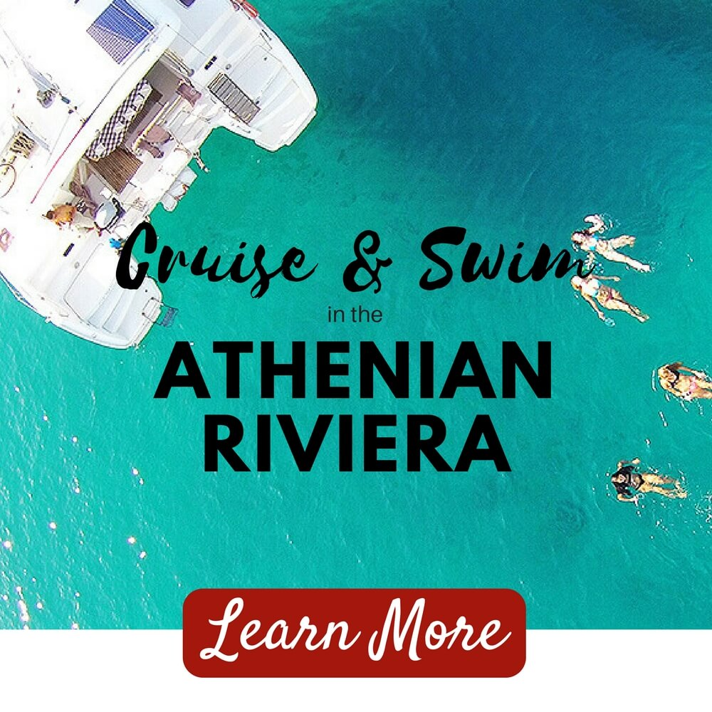 Why Athens City Guide Sailing Catamaran Rivera