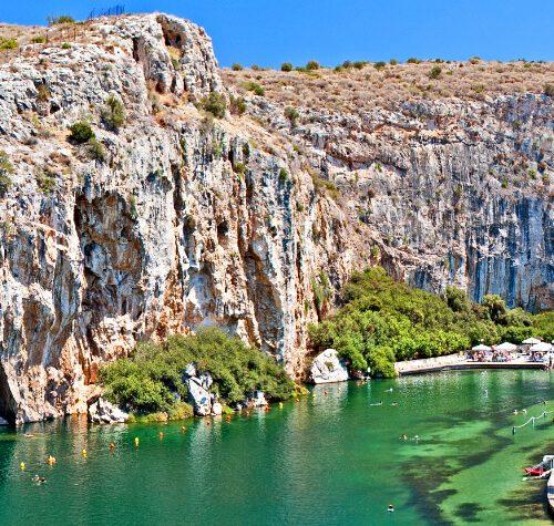 Tales Magic Lake Vouliagmeni