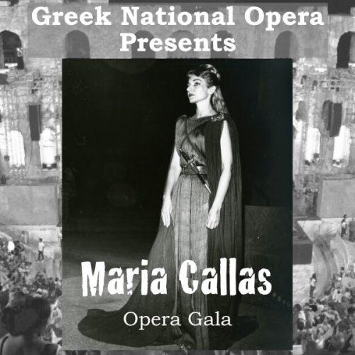 Maria Callas Opera Gala Odeon Herodes Athens