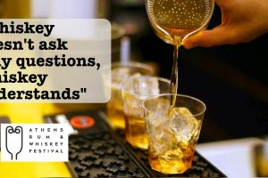 Athens Rum Whiskey Festival