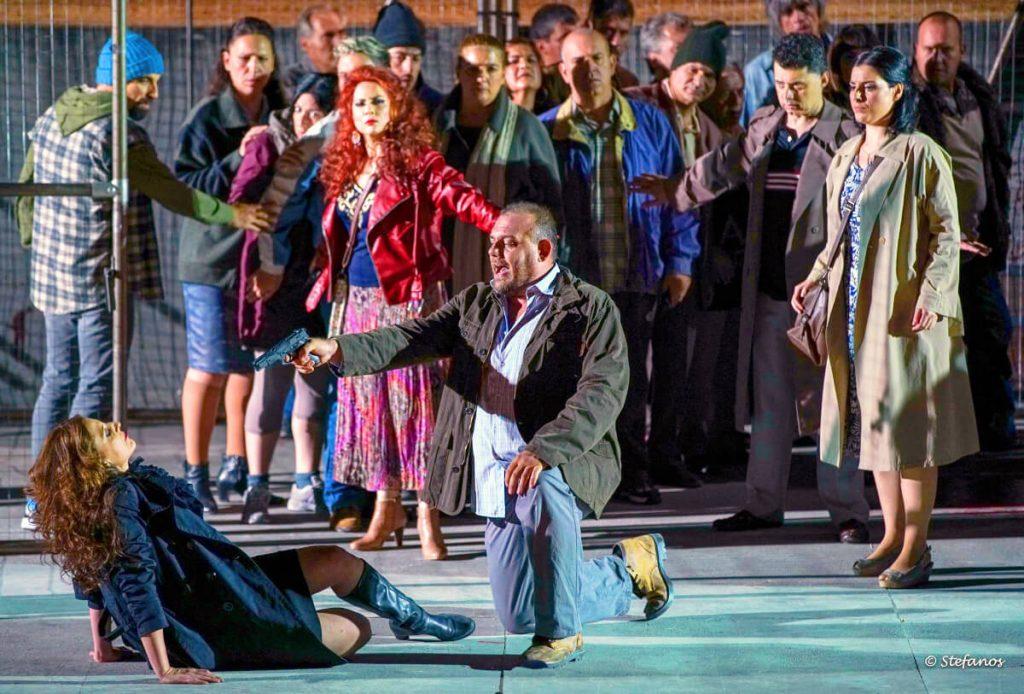 Carmen Odeon Herodes Atticus Athens Festival