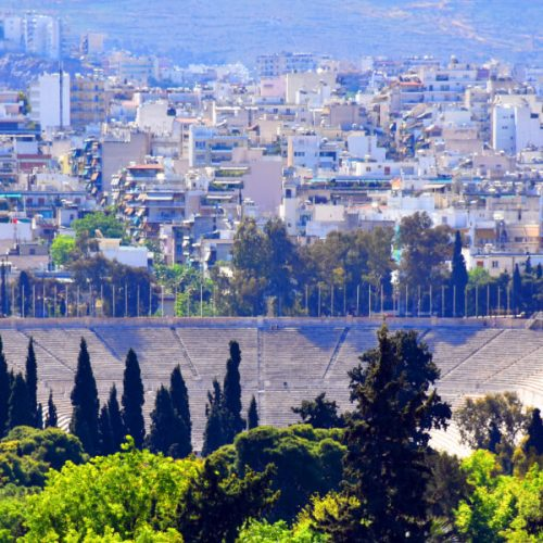Panathenaic Stadium Photo Stories Athens Greece