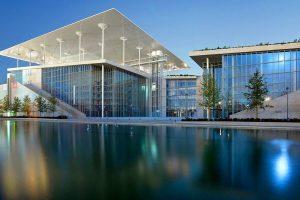 Events Stavros Niarchos Centre Tours Athens