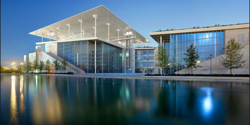 Events Stavros Niarchos Centre Tours Athens