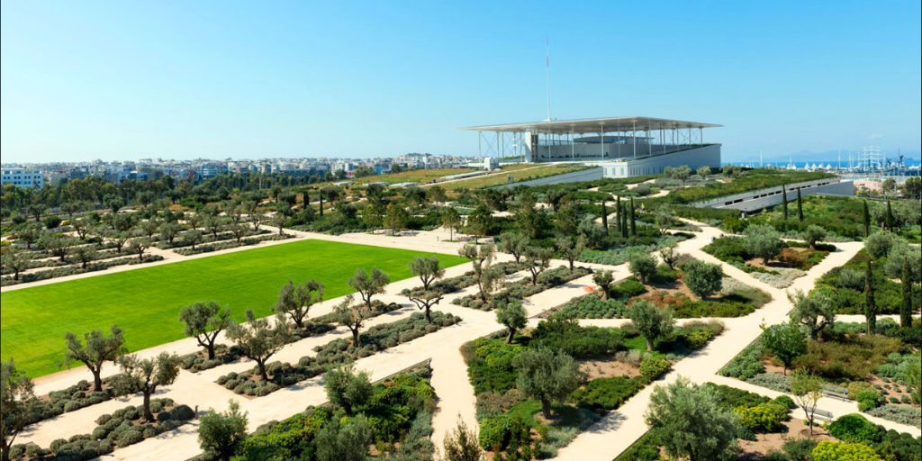 Events Stavros Niarchos Centre Tours