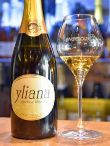 Greek Sparkling Wines Athens Yliana Brut Warehouse CO2
