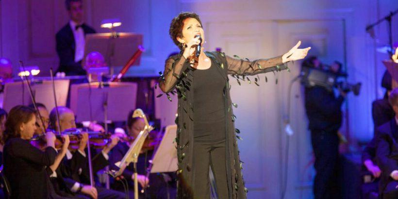Alkistis Protopsalti Greek Singers Athens
