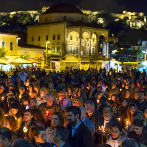 Athens Greece for Kids Greek Easter Monastiraki