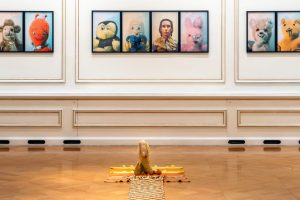 MIKE KELLEY Museum of Cycladic Art Athens