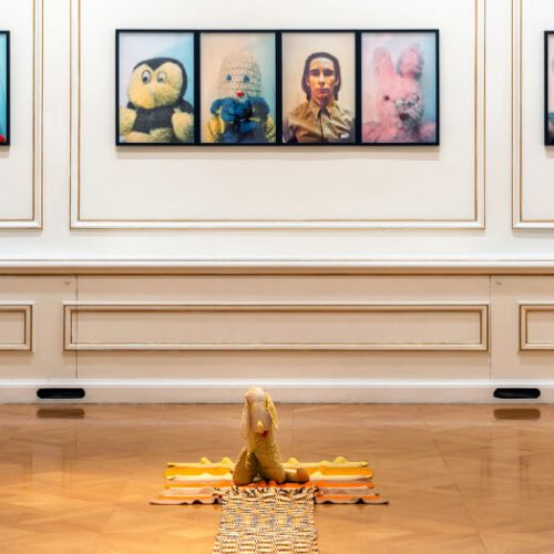 MIKE KELLEY Museum of Cycladic Art Athens