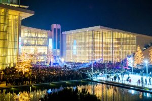 Stavros Niarchos Center Athens Events Ice Skating