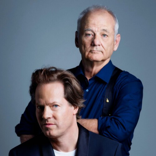Bill Murray Jan Vogler Athens Epidaurus Festival