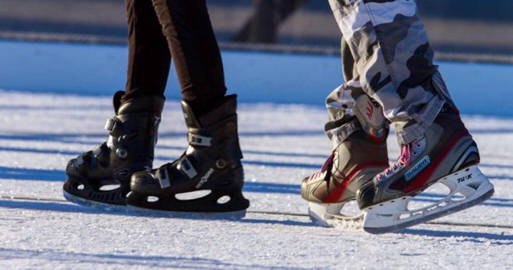 Stavros Niarchos Center Ice skating