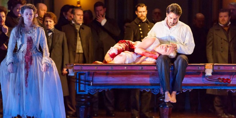 LUCIA DI LAMMERMOOR Greek National Opera