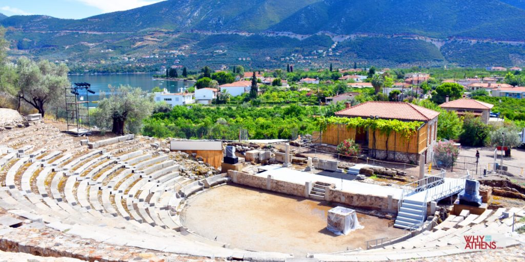 Athens and Epidaurus Festival Little Theatre