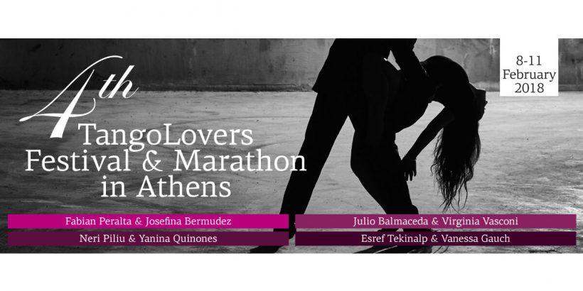 tango lovers festival Athens
