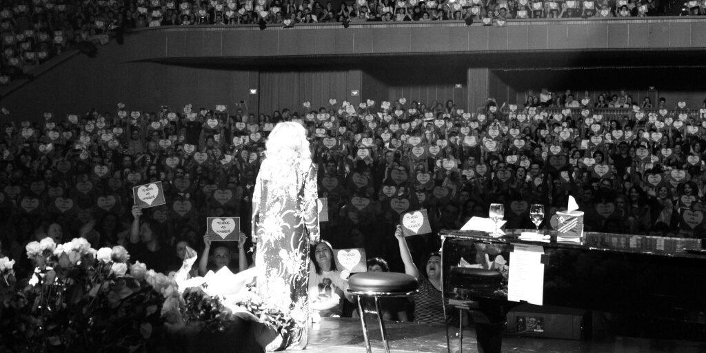 Lara Fabian Athens Concert