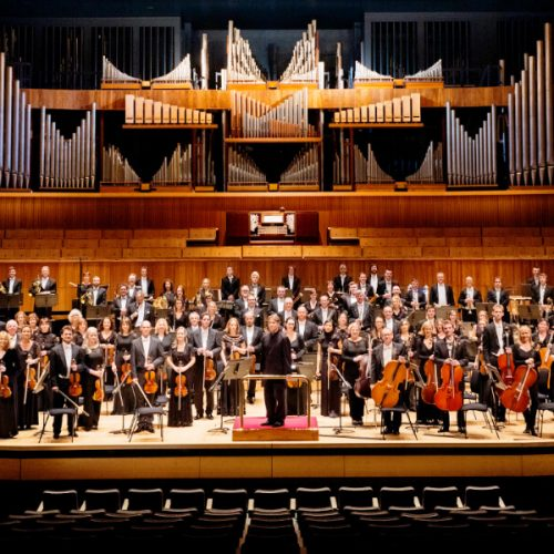 London Philharmonia Orchestra Odeon Herodes Athens