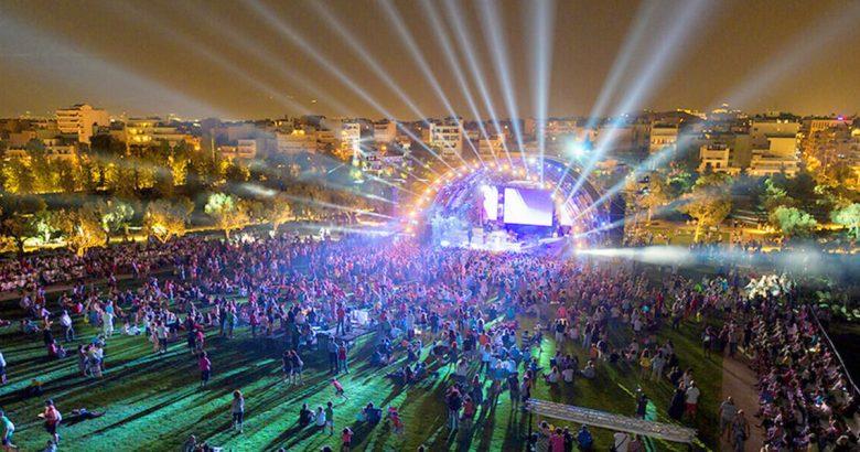 Summer Nostos Niarchos Center Athens I