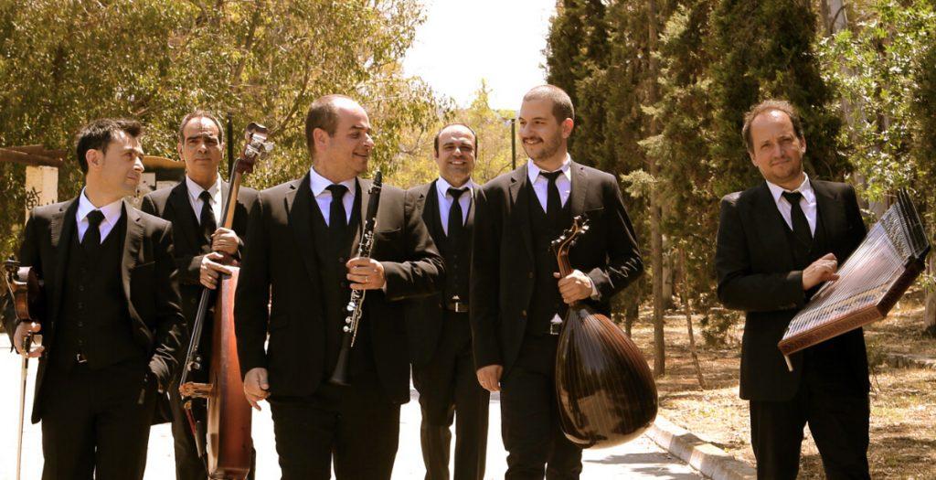 Takim Arvanitaki Athens Festival Odeon Herodes