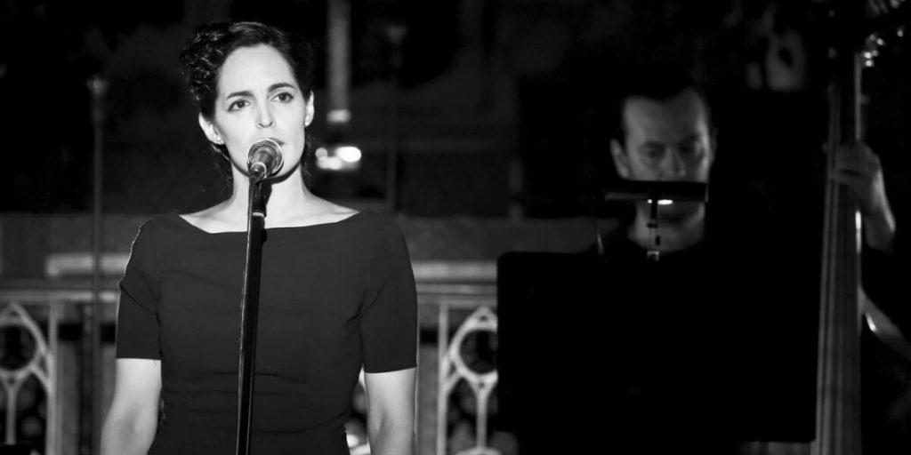 Christina Maxouri Athens Festival PostWar Songs