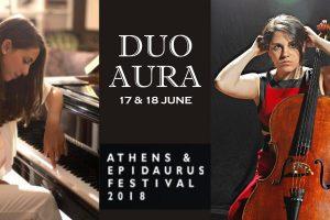 DUO AURA ATHENS FESTIVAL
