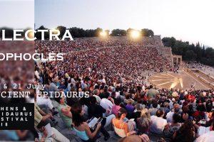 ELECTRA Epidaurus Festival Athens
