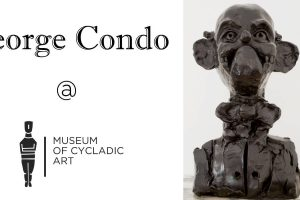 George Condo Cycladic Museum Athens