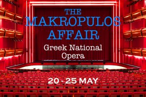 Makropulos Affair Greek National Opera Niarchos Athens