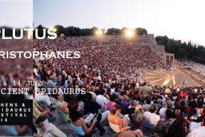 PLUTUS Epidaurus Festival Athens