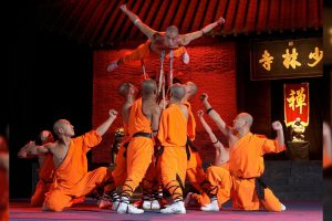 SHAOLIN Warriors Athens
