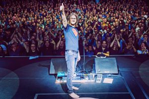 Steven Wilson Athens Concert Technopolis