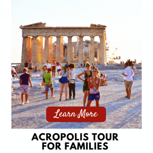 Why Athens Acropolis Family Tour