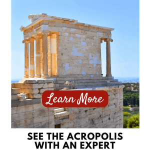 Why Athens Acropolis Nike Guided Tour